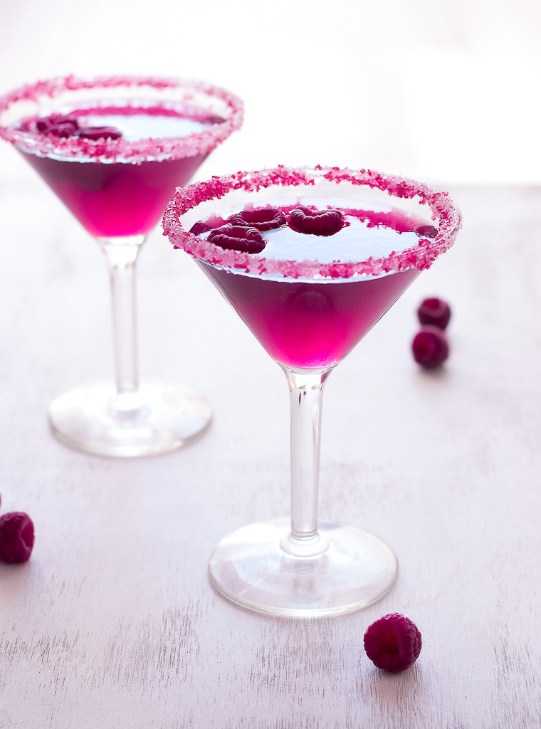 Really girly drinks