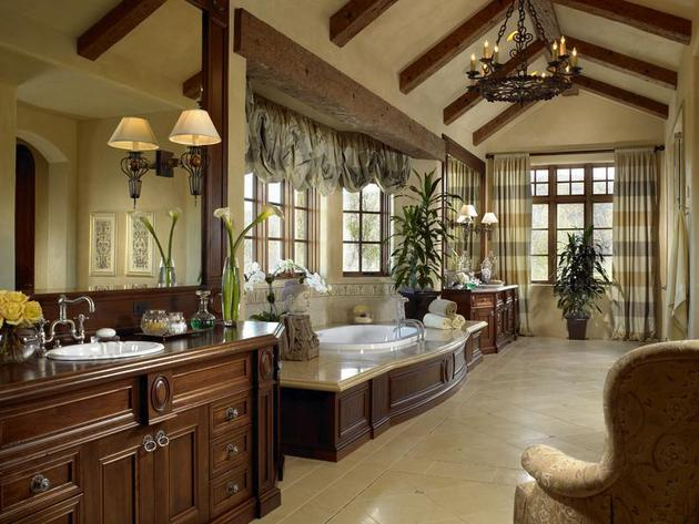 10 dream bathrooms if money were no object the home for Dream bathrooms