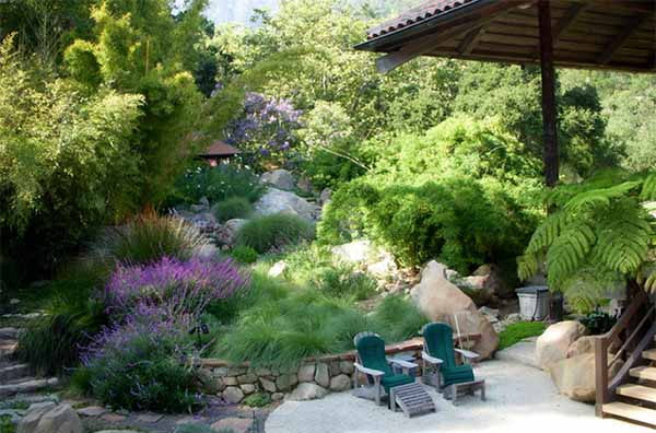 15 Landscaping ideas for Hills (Gallery of 15 Photos)