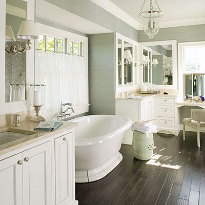61 luxurious bathrooms photo gallery with designers tips - Master Bath Design Ideas