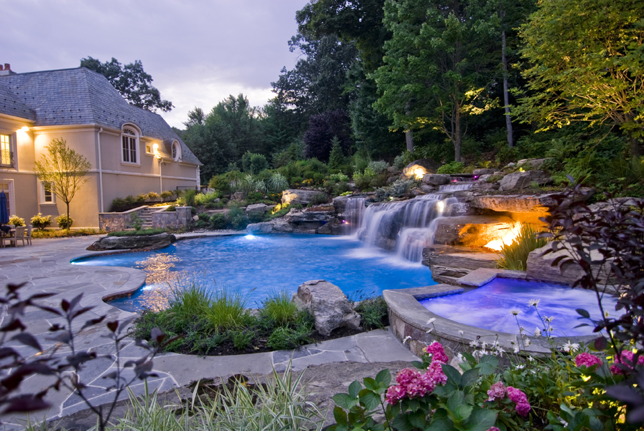 38 Beautiful, Inspiring Swimming Pools Designs | The Home Touches
