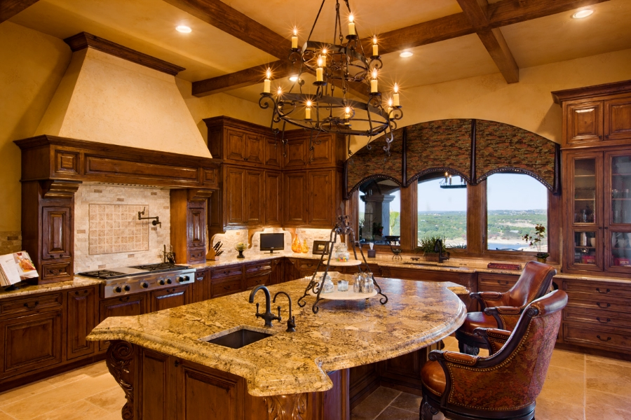 2010 home of distinction 12 dream house photos the for Great kitchen design ideas