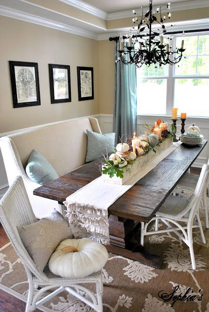 37 Cool Fall Kitchen Decor Ideas The Home Touches