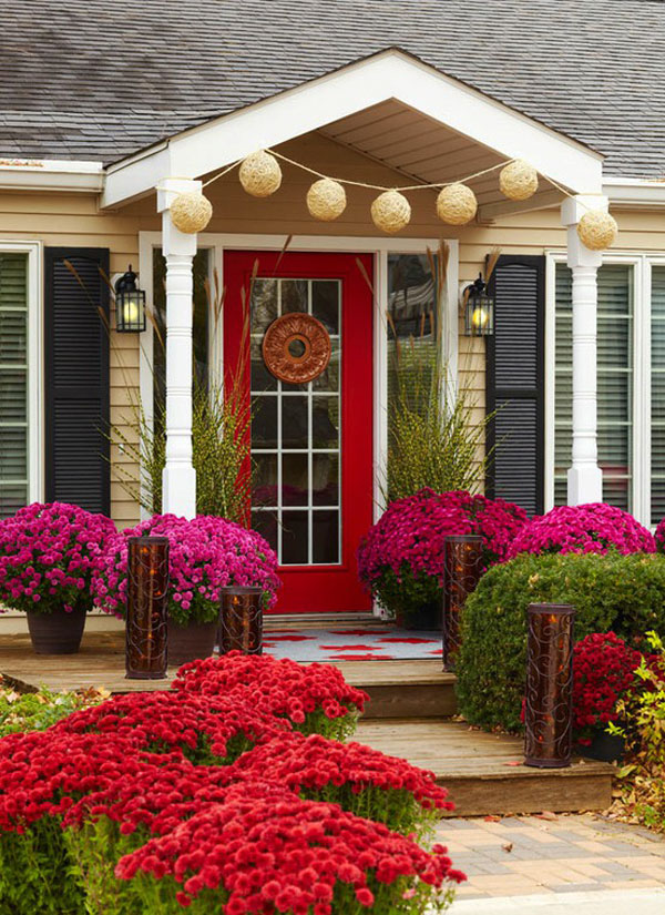 Welcome Home 30 Inspiring Front Door Designs The Home Touches