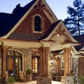 Award-Winning Gable Roof Home Design (26 Photos)