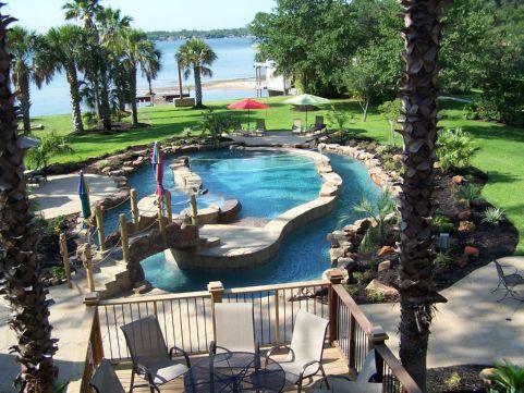 Award Winning Lazy River Pools