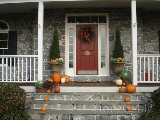 Bring Fall To The Front Door
