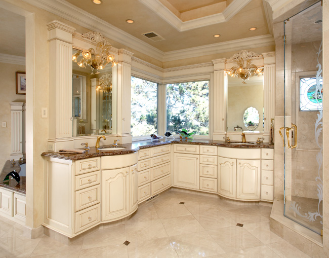 20 Dream Bathrooms From Culbertson Durst Interiors The