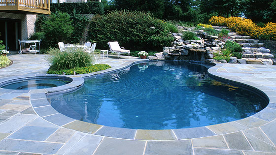 15 Amazing Pool And Spa Spaces The Home Touches