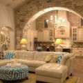 8 Stunning Stone Kitchens