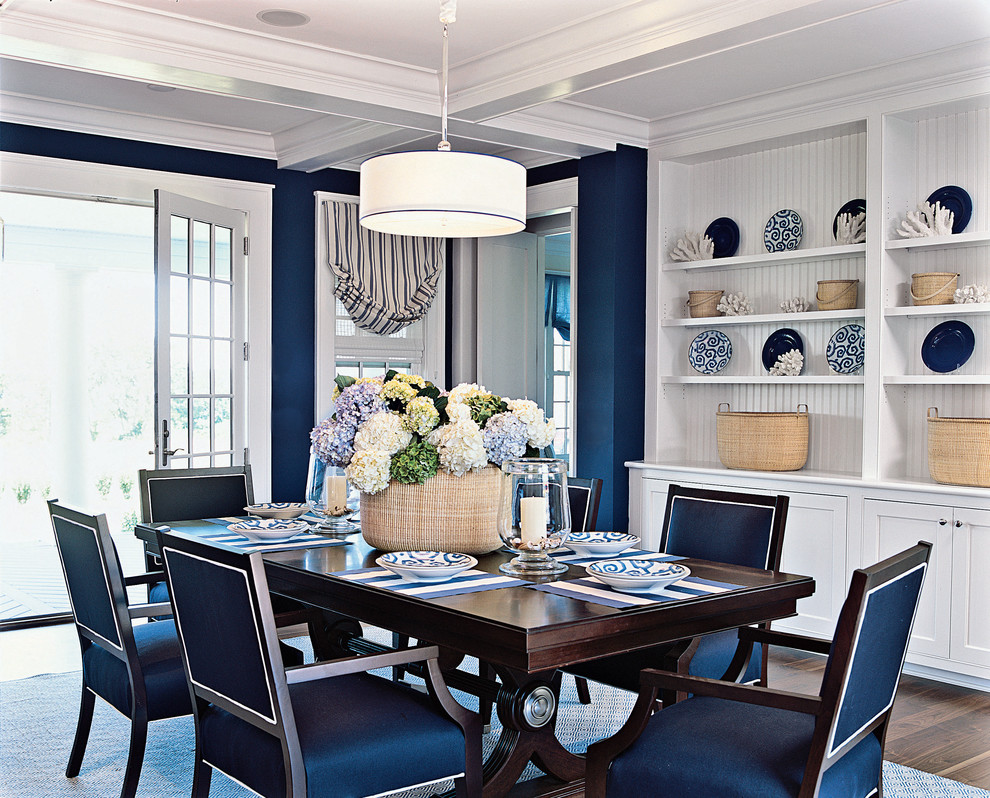 Incredible coastal living home tour 15 photos the home for Dining room 640x1136
