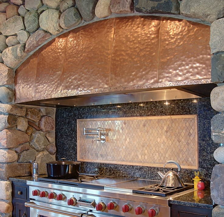 18 Copper Range Hoods The Home Touches