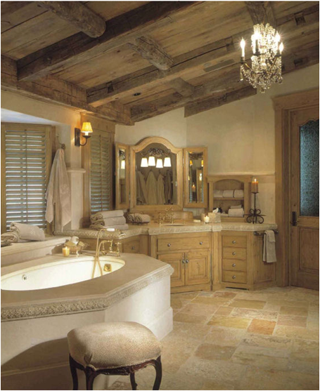 47 Old World Bathroom Designs The Home Touches