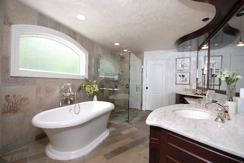 23 photos transitional bathrooms what do you think Transitional contemporary