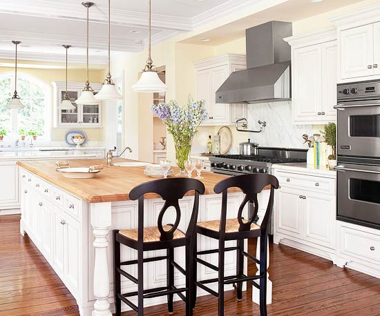 19 White Kitchens Better Homes Gardens Gallery The Home Touches
