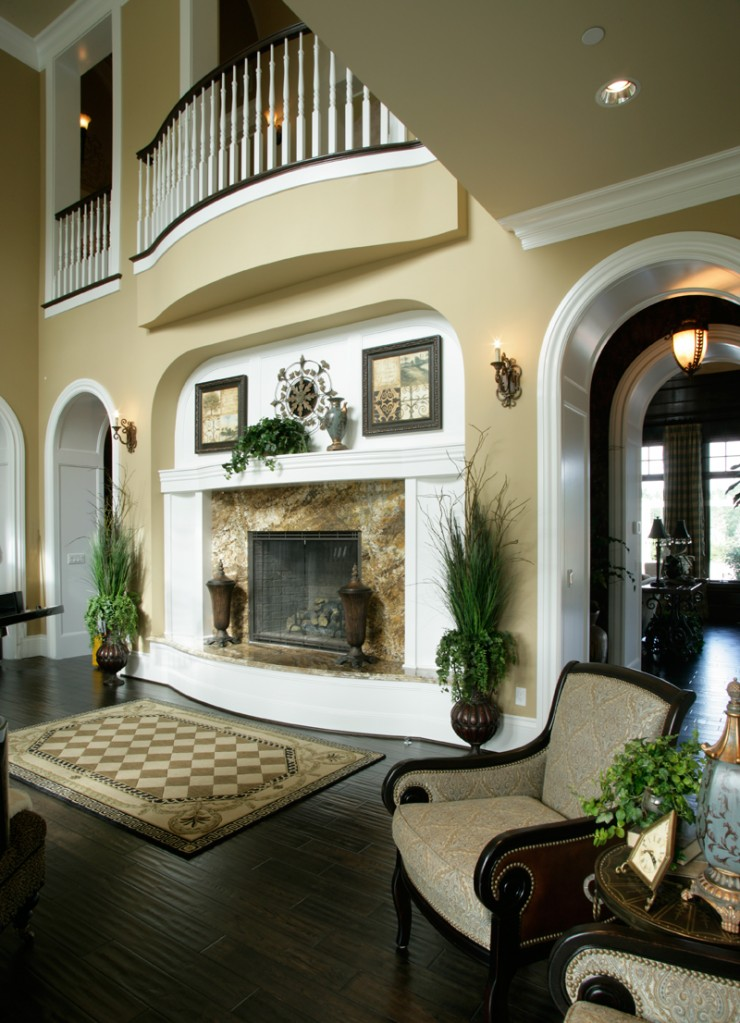 What Do You Think Of This Fireplace The Home Touches