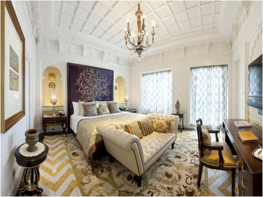 Bon Posted On December 29, 2013. The Moroccan Bedroom ...