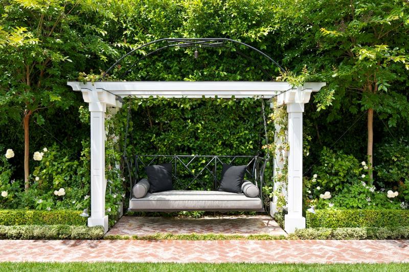 beautiful garden swing bench yes 24 photos