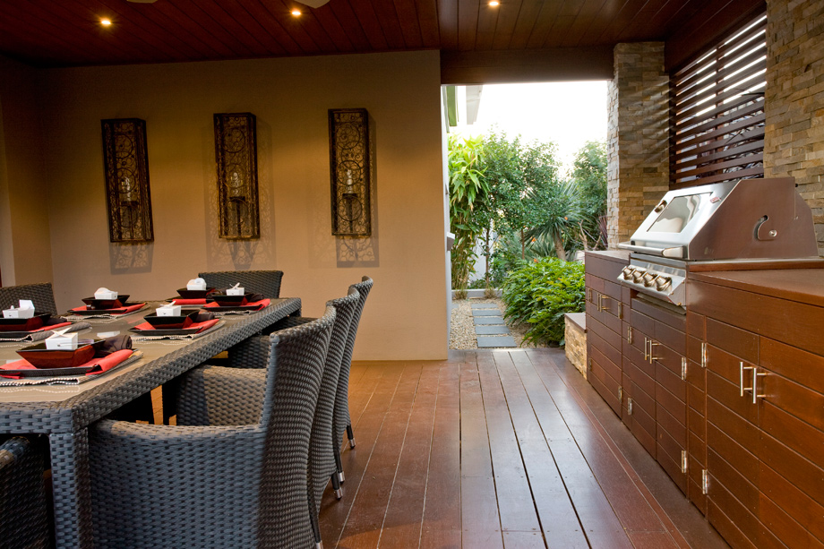 Outdoor Rooms With Eco Design The Home Touches