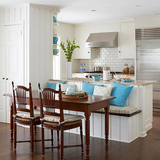 32 Great Kitchen Islands From Bhg The Home Touches