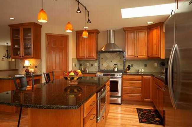 Warm And Inviting Kitchen Renovation The Home Touches