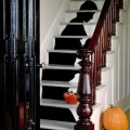 Indoor Halloween Decorating