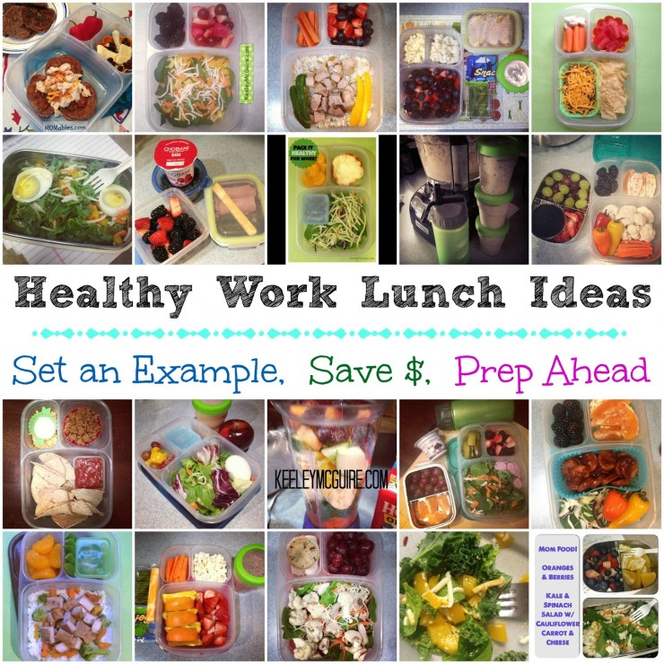 Healthy Work Lunch Ideas The Home Touches