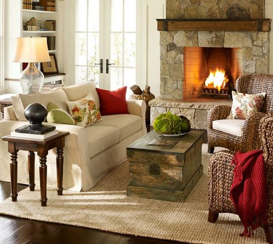 wicker living room chairs